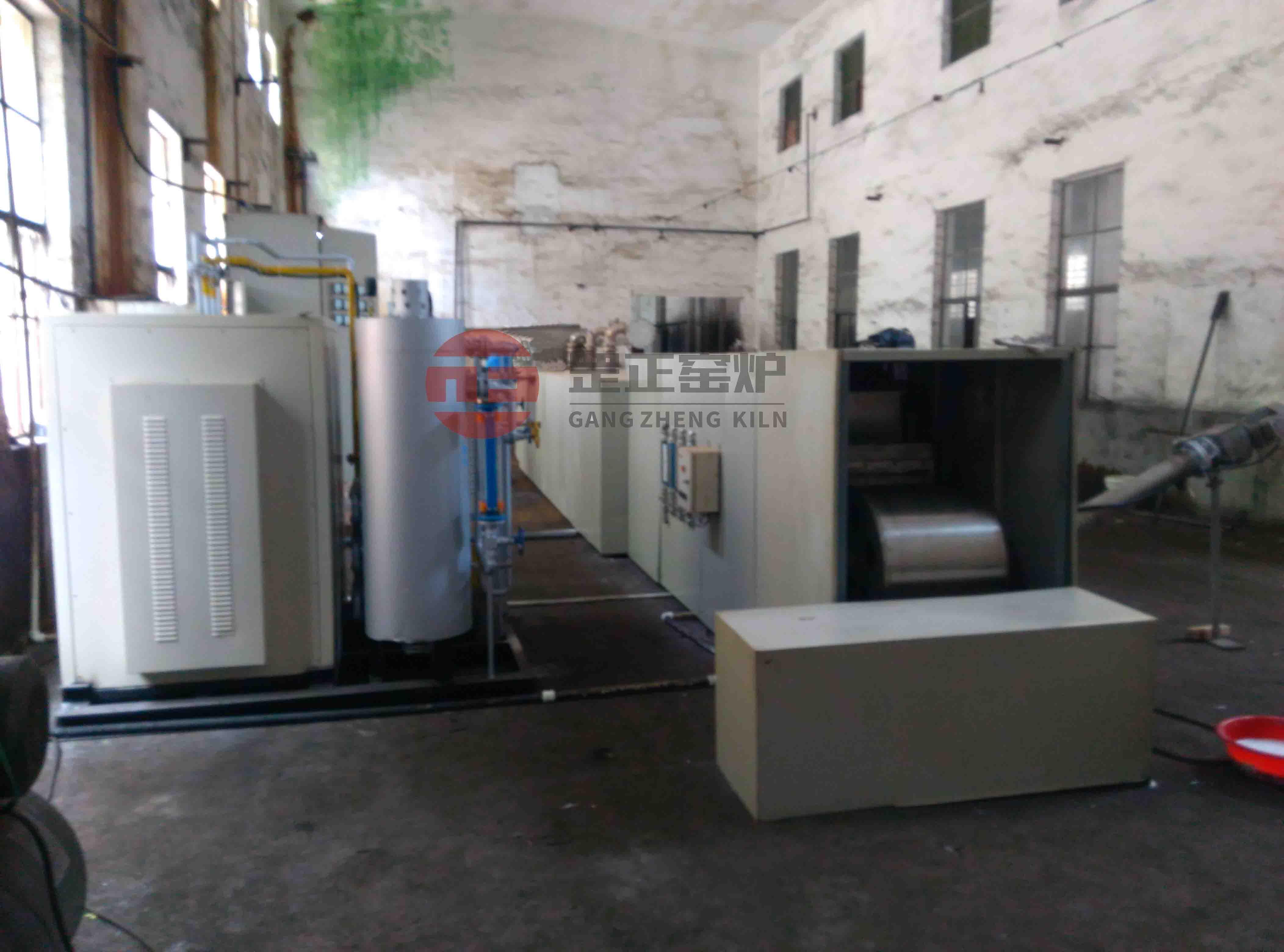 GZ-WD网带炉(氧化锰专用设备)