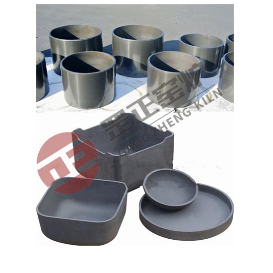 GZ-QT复合非金属匣钵(推板炉,轨道窑等设备匣钵或料舟)