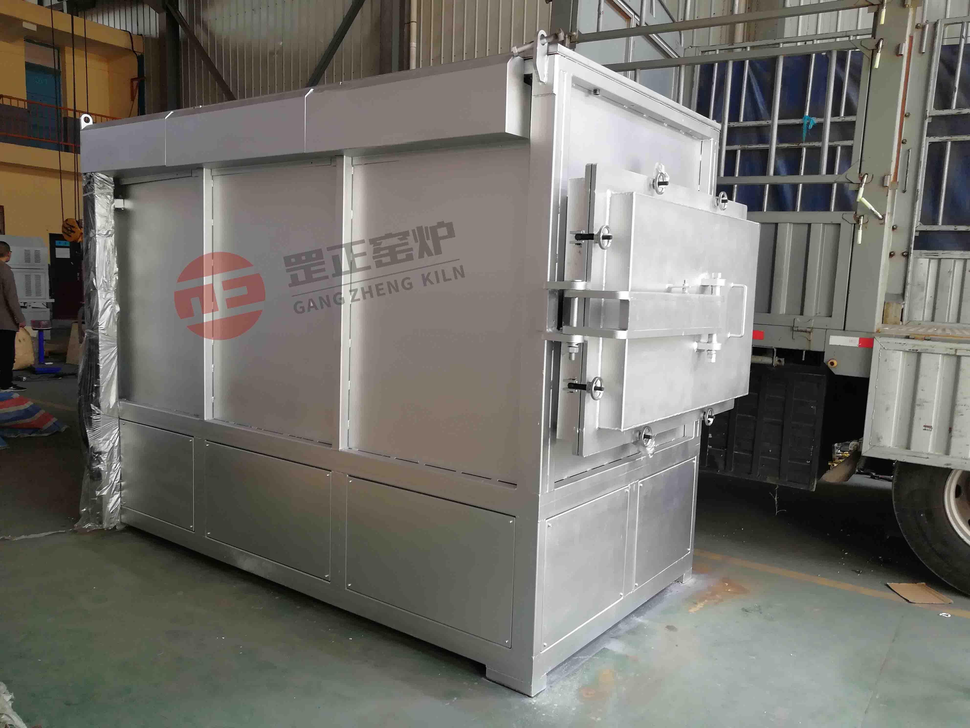 GZ-XS高温气氛箱式炉